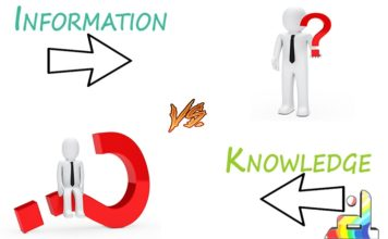 Difference Between Information and Knowledge