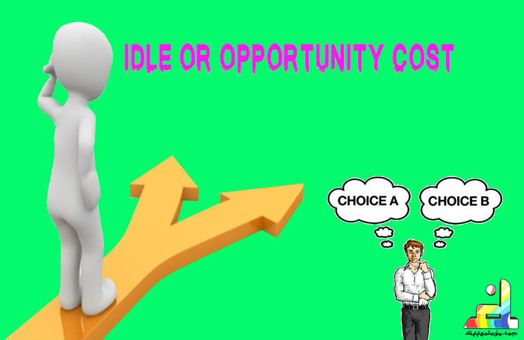 Idle or Opportunity Cost