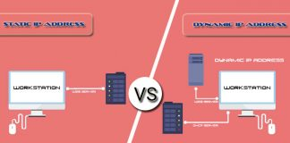 Difference Between Static and Dynamic IP Address