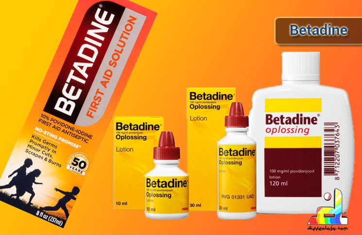 What is Betadine