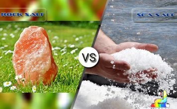 Difference Between Rock Salt and Sea Salt