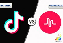 Difference Between Tik Tok and Musically