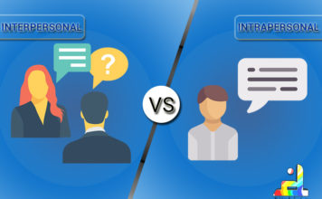 Difference Between Interpersonal and Intrapersonal Communication