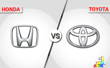Difference Between Honda and Toyota